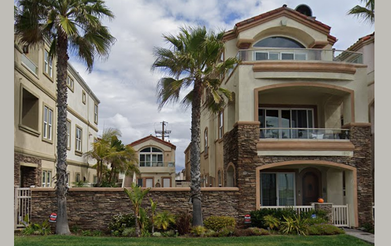 two waterfront SFR's in Huntington Beach, Ca